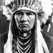 Nez Perce Native American Art Print