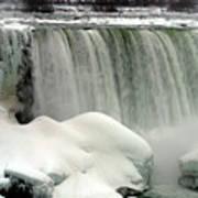 Niagara Falls 3 Art Print