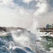 Niagara Falls 4601 Art Print