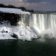 Niagara Falls 6 Art Print