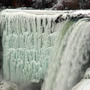Niagara Falls 7 Art Print