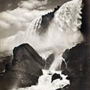 Niagara Falls, C1888 Art Print