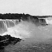 Niagara Falls, C1900 Art Print