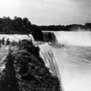 Niagara Falls, C1910 Art Print