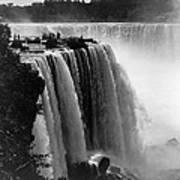 Niagara Falls, C1911 Art Print