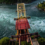 Niagara Falls The Whirlpool Art Print