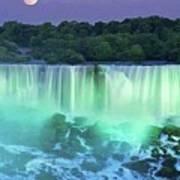Niagra Falls, Ontario, Canada Art Print