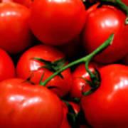Nice Tomatoes Baby Art Print