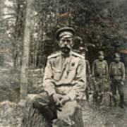 Nicholas II (1868-1918) Art Print