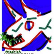 Nietzsche Poster Art Print