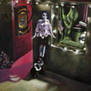 Night 1 Art Print by Lori Keilwitz