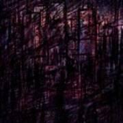 Night Lovers Art Print