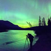 Night Sky Photographer Art Print