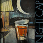 Nightcap Poster Art Print