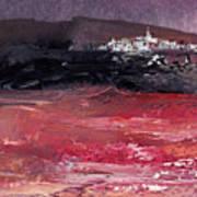 Nightfall 16 Art Print