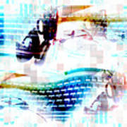 Nine2five Art Print