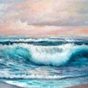 Ninth Wave Art Print