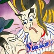 Nippon Baseball  Print by Robert  Myers