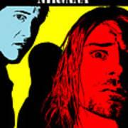 Nirvana No.01 Art Print