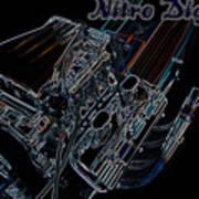 Nitro Digger 4 Art Print