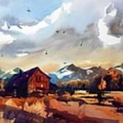 Niwot Colorado 3 Art Print