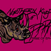Nk Of Ephraim Art Print