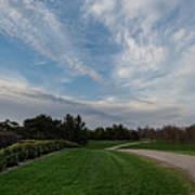 Pathway To The Sky Art Print
