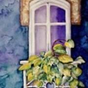 Juliet Balcony Art Print