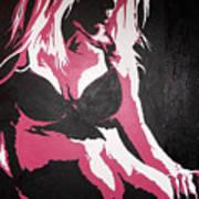 No.3 Art Print