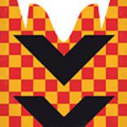 No482 My Speed Racer Minimal Movie Poster Art Print