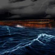 Noah Ark Art Print