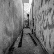 Noho Alleyway Art Print