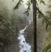 Wonderful Waterfall Art Print