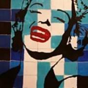 Norma Smiles On Us Art Print