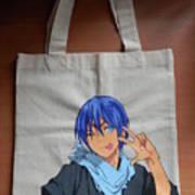 Norogami/yato Canvas Bag Art Print