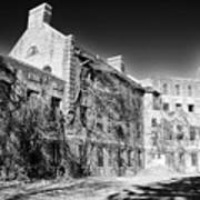 Norristown State Hospital Art Print