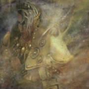 Norse Warrior Art Print