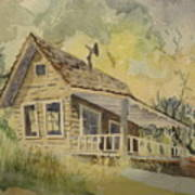 North Bloomfield Art Print
