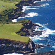 North Coast Of Maui Art Print