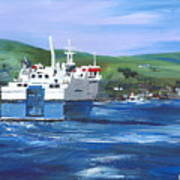 North Link - Stromness Art Print
