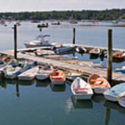 Northeast Harbor Maine Art Print