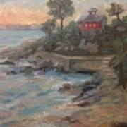 Northeast Sunset Art Print