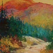 Northern Essence  Art Print