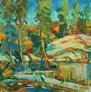 Northern Landscape Art Print