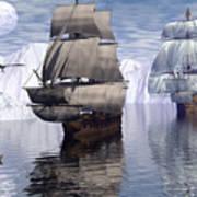 Northern Passage Art Print