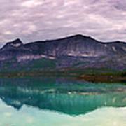 Norway Panorama Art Print