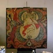 Norwegian Angel Art Print