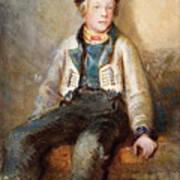 Norwegian Boy Art Print