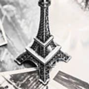 Nostalgia In France Art Print