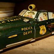 Nostalgia - Wind Up Car Toy Art Print